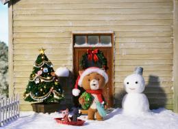 photo 2/2 - Le Noël de Komaneko