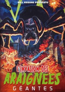 photo 2/2 - L'Invasion des araignées géantes