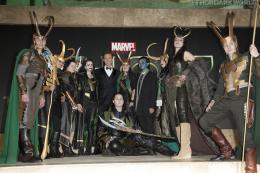 photo 98/143 - Tom Hiddleston - Avant-première du film Thor le Monde des Ténèbres, Londres 2013 - Thor - Le Monde des Ténèbres - © Walt Disney Studios Motion Pictures France