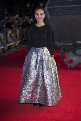 photo 89/143 - Natalie Portman - Avant-première du film Thor le Monde des Ténèbres, Londres 2013 - Thor - Le Monde des Ténèbres - © Walt Disney Studios Motion Pictures France