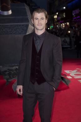 photo 88/143 - Chris Hemsworth - Avant-première du film Thor le Monde des Ténèbres, Londres 2013 - Thor - Le Monde des Ténèbres - © Walt Disney Studios Motion Pictures France