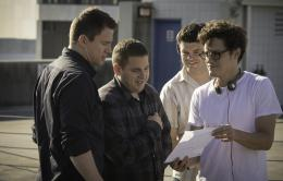 photo 19/36 - Channing Tatum, Jonah Hill, Phil Lord, Christopher Miller - 22 Jump Street - © Sony Pictures