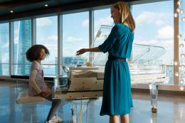 photo 16/39 - Quvenzhané Wallis, Rose Byrne - Annie - © Sony Pictures