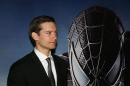 photo 51/99 - Tobey Maguire - Avant-première à Paris (Avril 2007) - Spider-Man 3 - © Isabelle Vautier pour Commeaucinema.com