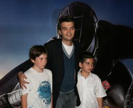 photo 91/99 - Thomas Langmann - Avant-première à Paris (Avril 2007) - Spider-Man 3 - © Isabelle Vautier pour Commeaucinema.com