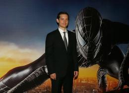 photo 53/99 - Tobey Maguire - Avant-première à Paris (Avril 2007) - Spider-Man 3 - © Isabelle Vautier pour Commeaucinema.com
