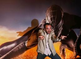 photo 79/99 - Bruno Solo - Avant-première à Paris (Avril 2007) - Spider-Man 3 - © Isabelle Vautier pour Commeaucinema.com