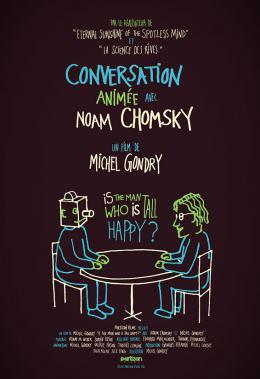 photo 4/4 - Conversation Anim�e avec Noam Chomsky - © Shellac