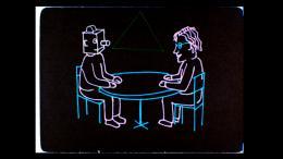 photo 1/4 - Conversation Anim�e avec Noam Chomsky - © Shellac