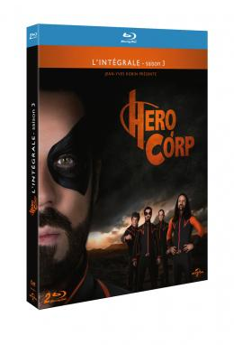 photo 2/2 - Hero Corp - Saison 3 - © Universal Pictures Vid�o