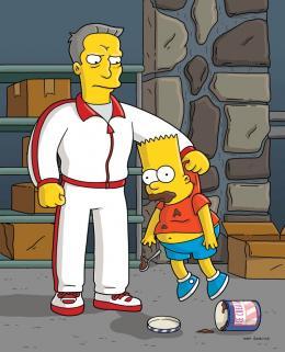 photo 8/9 - Les Simpson - Saison 16 - © Fox Pathé Europa (FPE)