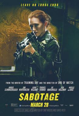 photo 19/24 - Mireille Enos - Sabotage - © Metropolitan Film