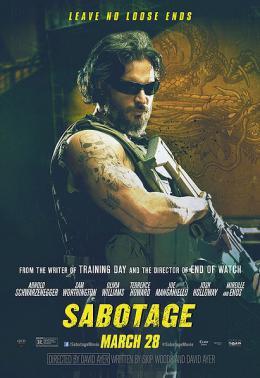 photo 21/24 - Joe Manganiello - Sabotage - © Metropolitan Film