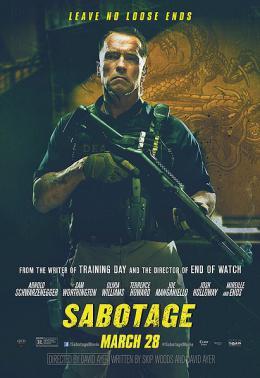 photo 16/24 - Arnold Schwarzenegger - Sabotage - © Metropolitan Film