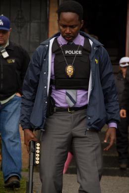 photo 2/24 - Harold Perrineau - Sabotage - © Metropolitan Film