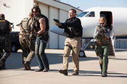 photo 4/24 - Arnold Schwarzenegger, Joe Manganiello, Mireille Enos - Sabotage - © Metropolitan Film