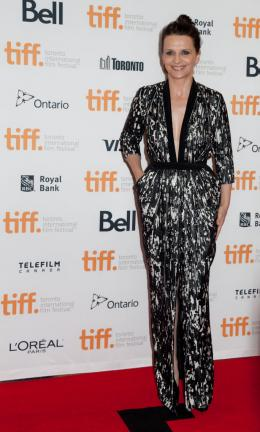 photo 56/63 - Pr�sentation du film au Festival de Toronto 2014 - Sils Maria - © Isabelle Vautier pour CommeAuCinema.com