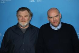 photo 15/20 - Brendan Gleeson et John Michael McDonagh - Présentation du film Calvary, Berlin 2014 - Calvary - © Isabelle Vautier pour CommeAuCinema.com