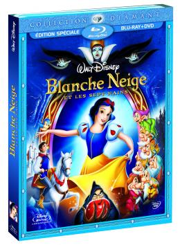 photo 36/37 - Blu-ray - Blanche Neige et les Sept Nains - © Disney