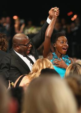 Steve Mc Queen Screen Actors Guild Awards 2014 photo 7 sur 29
