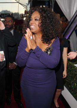 Oprah Winfrey Screen Actors Guild Awards 2014 photo 2 sur 8