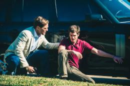 photo 2/16 - Andrew Garfield, Michael Shannon (I) - 99 Homes - © Wild Bunch Distribution