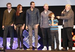 Enzo Tomasini Babysitting - Festival International du film de Comédie de l'Alpe d'Huez 2014 photo 7 sur 17