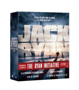 photo 1/1 - Jack Ryan - Coffret 4 films - © Paramount Home Entertainement Video