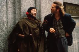 Fisher King, le roi pêcheur Robin Williams, Jeff Bridges photo 2 sur 6