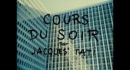 photo 38/53 - Cours du soir - Coffret Jacques Tati - © Studio Canal