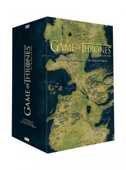 photo 1/2 - Coffret Game of Thrones - Le Trône de Fer - Saisons 1 à 3 - © Warner Home Video