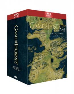 photo 2/2 - Coffret Game of Thrones - Le Tr�ne de Fer - Saisons 1 � 3 - © Warner Home Video