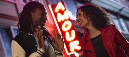 photo 1/6 - Noom Diawara, Amelle Chahbi - Amour sur Place ou à Emporter - © Gaumont Distribution