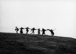 photo 2/13 - Le Septième Sceau - Rétrospective Ingmar Bergman - © Carlotta Films