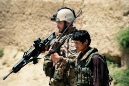 photo 5/11 - Ronald Zehrfeld, Mohsin Ahmady - Entre deux mondes - © EuroZoom