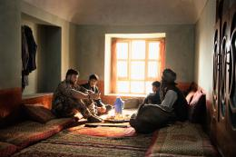 photo 3/11 - Ronald Zehrfeld, Mohsin Ahmady - Entre deux mondes - © EuroZoom