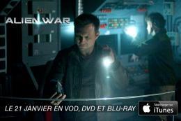 photo 6/14 - Christian Slater - Alien War - © Ace Entertainment