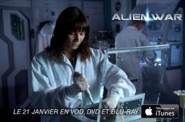 Amy Matysio Alien War photo 3 sur 3