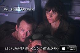 Amy Matysio Alien War photo 2 sur 3