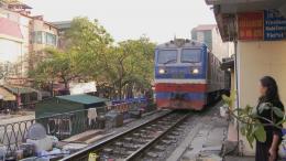 photo 7/12 - Des Trains pas comme les autres - Destination Vietnam - © Édition Montparnasse