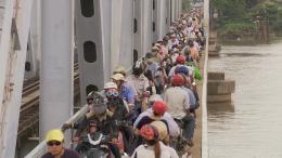 photo 5/12 - Des Trains pas comme les autres - Destination Vietnam - © Édition Montparnasse