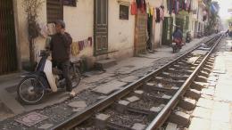 photo 4/12 - Des Trains pas comme les autres - Destination Vietnam - © Édition Montparnasse