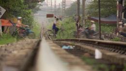 photo 9/12 - Des Trains pas comme les autres - Destination Vietnam - © Édition Montparnasse