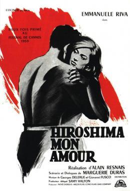 photo 10/10 - Affiche - Hiroshima mon amour - © Tamasa