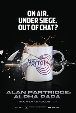 Alan Partridge : Alpha Papa photo 1 sur 3