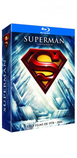 photo 1/1 - Superman - L'anthologie - © Warner Home Vidéo