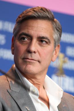 photo 42/95 - George Clooney - Pr�sentation du film The Monuments Men, Berlin 2014 - Monuments Men - © Isabelle Vautier pour CommeAuCinema.com