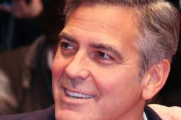 photo 72/95 - George Clooney - Pr�sentation du film Monuments Men, Berlin 2014 - Monuments Men - © Isabelle Vautier pour CommeAuCinema.com