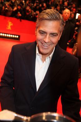 photo 60/95 - George Clooney - Pr�sentation du film Monuments Men, Berlin 2014 - Monuments Men - © Isabelle Vautier pour CommeAuCinema.com