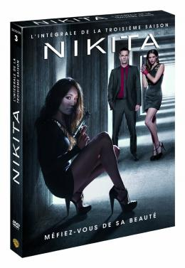 photo 1/1 - Nikita, la série US - Saison 3 - © Warner Home Vidéo